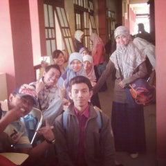 Photo taken at Fakultas Keguruan dan Ilmu Pendidikan (FKIP) by Diyan K. on 12/26/2014