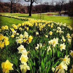 Photo taken at The Morton Arboretum by Hannah V. on 4/27/2013