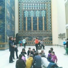 Photo taken at Museum für Islamische Kunst im Pergamonmuseum by Ditmar Weingardt on 3/5/2013