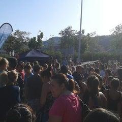 Photo taken at Parque de la Alegría by Koke P. on 7/15/2014