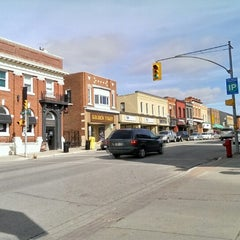 Photo taken at Hanover, Ontario by Aldis B. on 10/19/2014