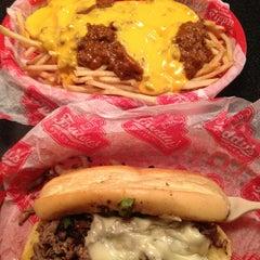 """Photo taken at Freddy's Frozen Custard & Steakburgers by Brenda """"BB"""" B. on 6/2/2013"""