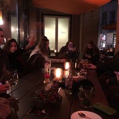 Photo taken at Meneer Frits by Justin D. on 11/19/2014