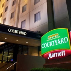 Photo taken at Courtyard by Marriott by Andre H. on 3/9/2016