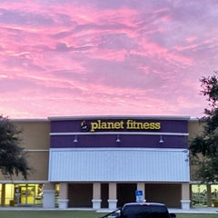Photo taken at Planet Fitness by Donna M. on 1/4/2014