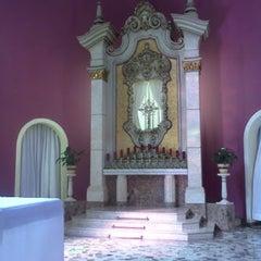 Photo taken at Templo Votivo do Santíssimo Sacramento by Thiago S. on 6/26/2015