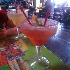 Photo taken at Cabo Cantina by Magdalena W. on 10/12/2012