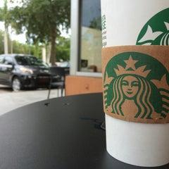 Photo taken at Starbucks by Adolfo C. on 7/15/2015