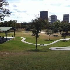 Photo taken at Spotts Park by Alex L. on 11/10/2012