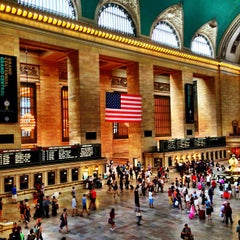 Photo taken at Grand Central Terminal by Minh T. on 7/21/2013