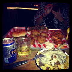Photo taken at MEAT Liquor by Emily C. on 1/15/2013