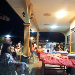 Photo taken at Sodomon Jetty by Da'Great T. on 10/11/2012