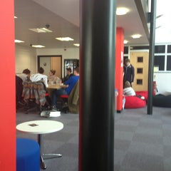 Photo taken at Teesside University Student Union by Mactavish on 3/14/2013