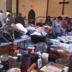 Photo taken at Trinity Episcopal Church by Brian W. on 9/22/2012