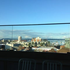 Photo taken at The Glass Door by Dan S. on 12/30/2012