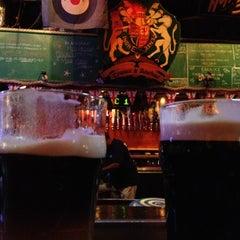 Photo taken at Crown & Anchor Pub by Vegas U. on 6/18/2013