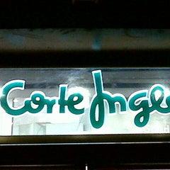 Photo taken at El Corte Inglés by Julieta L. on 10/19/2012