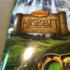 Photo taken at Denny's by Thomas W. on 11/7/2012