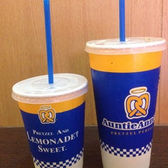 Photo taken at Auntie Anne's (อานตี้ แอนส์) by Nok N. on 3/29/2015