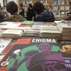 Foto scattata a Libreria Assaggi da Giuliano B. il 3/16/2013