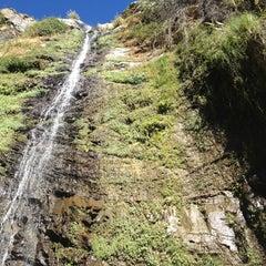 Photo taken at Cascada de las Animas by Seba G. on 4/14/2013