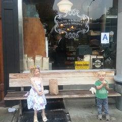 Photo taken at Olde Brooklyn Bagel Shoppe by Nichol A. on 5/20/2013