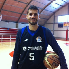 Photo taken at Centro Sportivo Anagni Basket by Luca R. on 2/23/2013