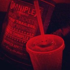 Photo taken at Omniplex Cinema by Camilla C. on 10/21/2014