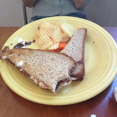 Photo taken at Peanut Butter & Co. by Destene K. on 6/19/2013