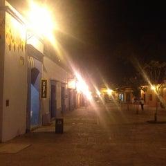 Photo taken at Mandala Cafeteria by Zapotekco on 12/8/2012