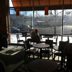 Photo taken at Saint Louis Bread Co. by Greg C. on 12/30/2012