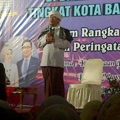 Photo taken at Pusat Dakwah Islam (PUSDAI) by Yati B. on 12/10/2015