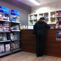 Photo taken at Oulun Eläinklinikka by Milan K. on 12/27/2012