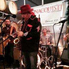 Photo taken at Bonacquisti Winery by Gumbo l. on 2/15/2015