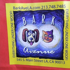 Photo taken at Bark Avenue by Angel C. on 11/18/2012