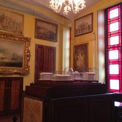 Photo taken at Sir John Soane's Museum by Aaron M. on 1/16/2013