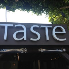 Photo taken at Taste on Melrose by Mark M. on 7/7/2013