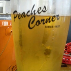Photo taken at Peaches Corner by Todd B. on 10/23/2012