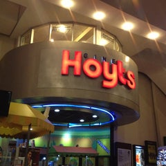 Photo taken at Cine Hoyts by Flavio E. on 12/20/2012