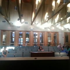 Photo taken at City of Parkland City Hall by Nick S. on 10/15/2013