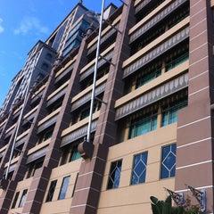 Photo taken at Kafeteria Kementerian Pengajian Tinggi by Anwar 9. on 11/26/2012