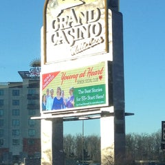 Photo taken at Grand Casino Mille Lacs by Haleigh L. on 12/21/2012