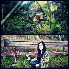 Photo taken at Kurt Cobain's House by Dessy T. on 4/15/2013