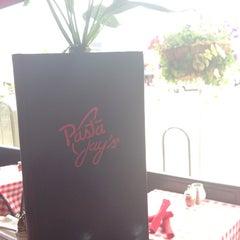 Photo taken at Pasta Jay's by Makayla M. on 6/1/2013