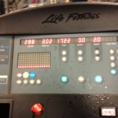 Photo taken at 24 Hour Fitness by Adam C. on 10/26/2012