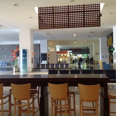 Photo taken at Terminal 2 Aeropuerto de Lanzarote (ACE) by Bindu D. on 11/23/2012