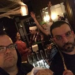 Photo taken at Whiskey Bar by Thomas C. on 10/31/2015