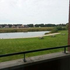 Photo taken at Van der Valk Hotel Wolvega by Mohamad K. on 9/23/2012