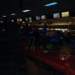 Photo taken at T-Bowl by John Y. on 11/24/2013