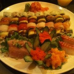 Photo taken at Minato Japanese Restaurant by Christopher R. on 5/16/2013